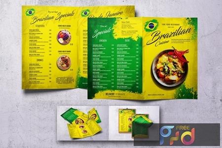 Brazilian Food Menu Bundle GVUB8EZ 1