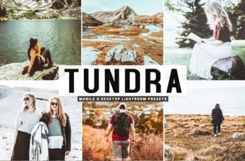 Tundra Lightroom Presets Pack 4664182 7