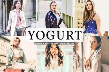 Yogurt Lightroom Presets Pack 4663654 3