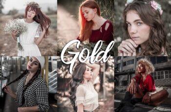 10 Lightroom CC Presets - Gold 4558129 6