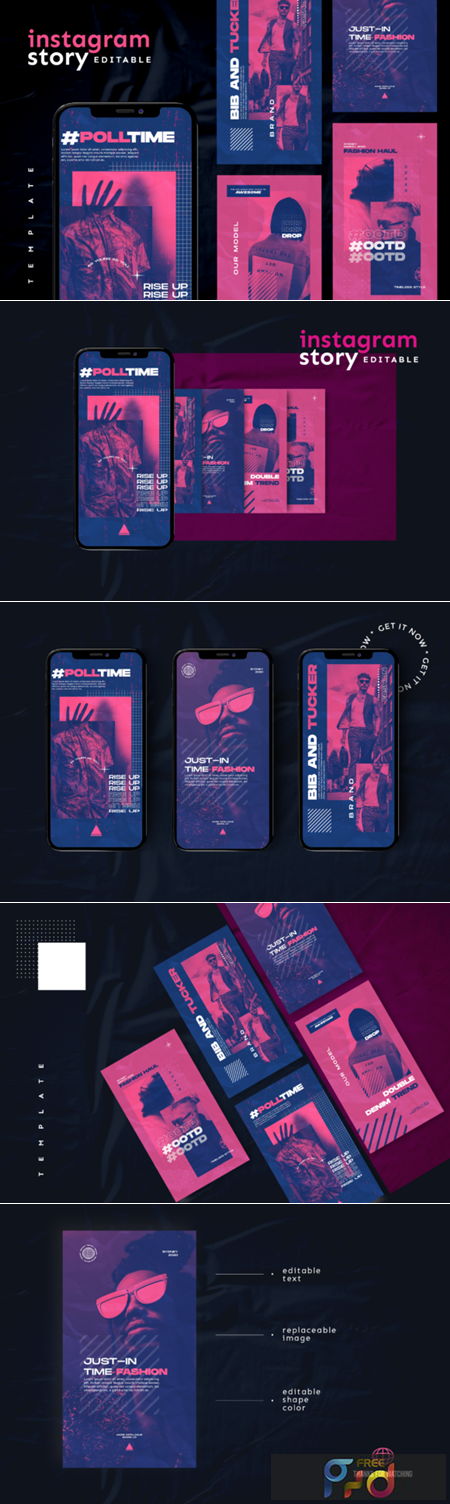 Instagram Story Template 3483442 1