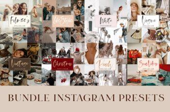 14 Mobile Presets Instagram - Bundle 4641475 2