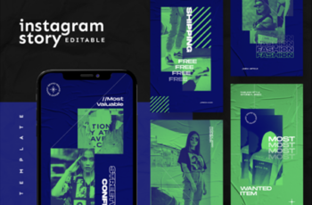 Instagram Story Template 3483530 5
