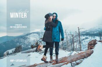 Lightroom Presets Cloudy winter 4478527 7