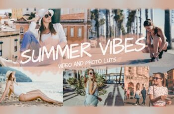 Summer Vibes LUTs Pack 4484628 2
