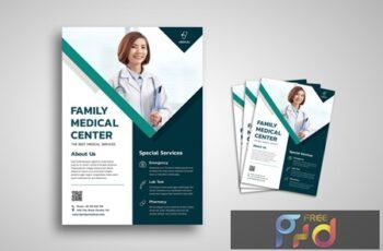 Medical Flyer THZ45HW 1