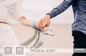 Warm Airy Lightroom Presets 4487682 4