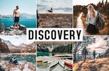 Discovery Lightroom Presets Pack 4659701 3