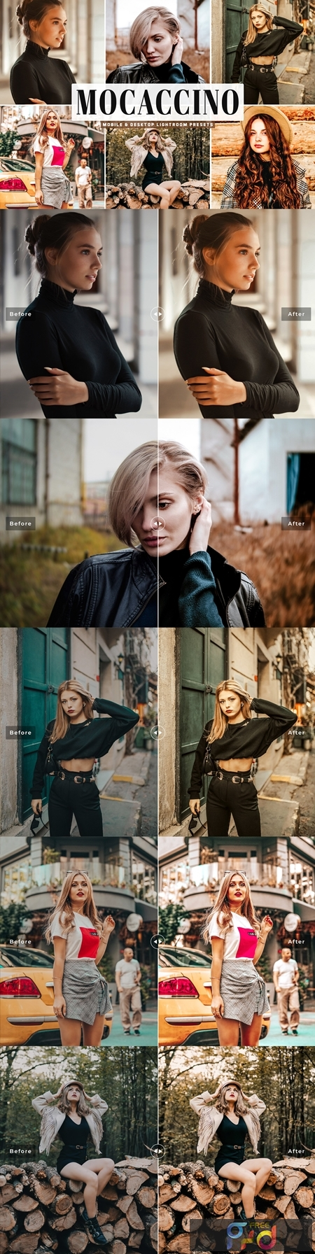 Mocaccino Lightroom Presets Pack 4659467 1