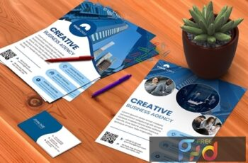 Business Corporate Flyer Templates XE95N3E 1
