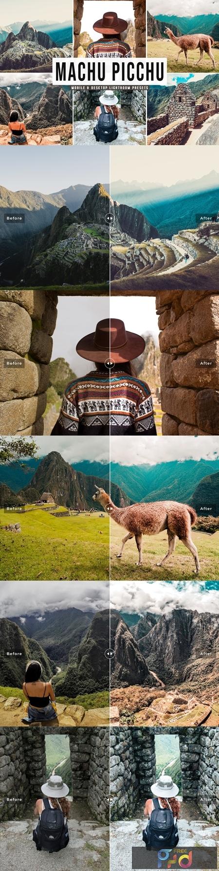 Machu Picchu Mobile & Desktop Lightroom Presets 4655824 1