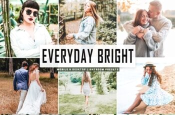 Everyday Bright Pro Lightroom Presets V2 4655710 6