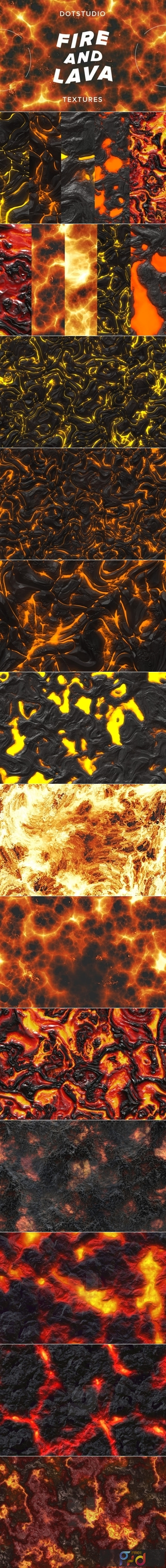 Fire and Lava Textures 3587268 1