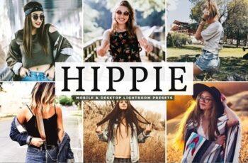 Hippie Mobile & Desktop Lightroom Presets 4657325 4