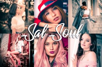 10 Lightroom CC Presets - Sal Soul 4558151 4