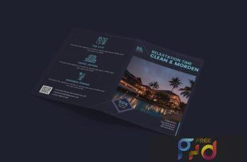 Hotel Bifold PSD Template KU5QSMN 8