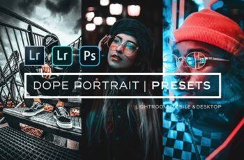 Dope Portrait Lightroom Presets 4690976 10