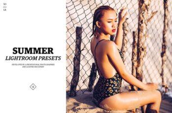 Summer Lightroom Presets 3458529 5