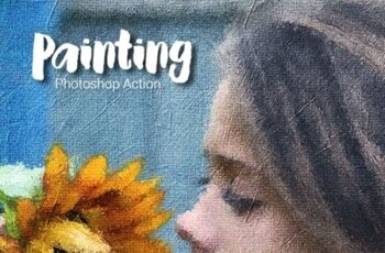 Painting Photoshop Action 25697827 6