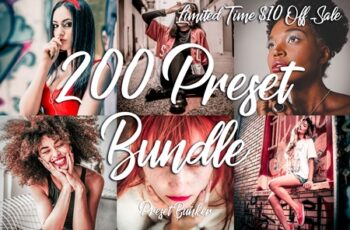 200 LR Presets Limited Time Sale 4579285 5
