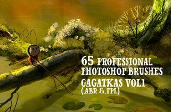 Gagatkas vol2 PRO Photoshop brushes 4571338 6