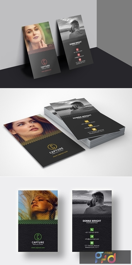 Photography Business Card Template 4528219 1