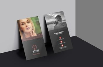 Photography Business Card Template 4528219 5