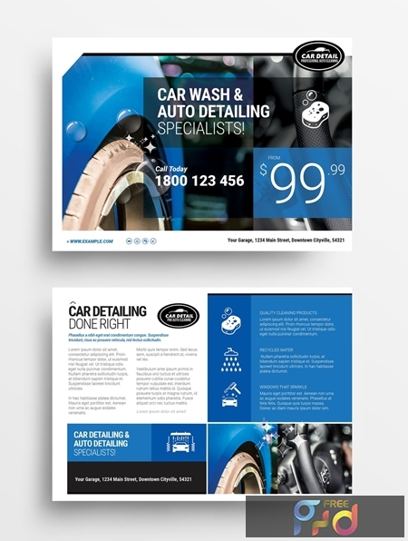 Blue and White Flyer Layout 330835452 1
