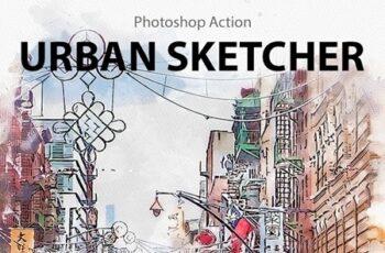 Urban Sketcher 25806000 13