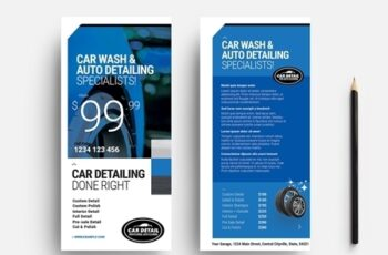 Blue and White Flyer Layout 330835471 14