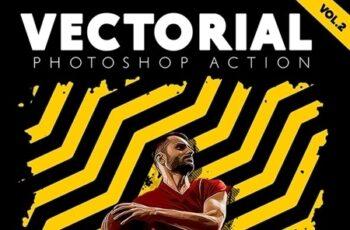 Vectorial 02 Photoshop Action 25807759 2