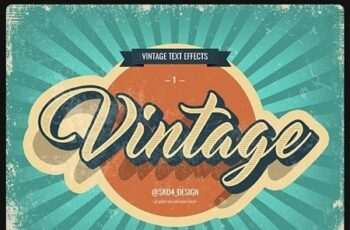 Vintage Text Effects 22697709 3