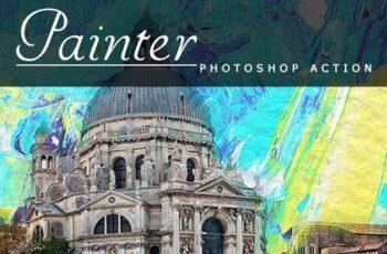 Painter Photoshop Action 25779833 3