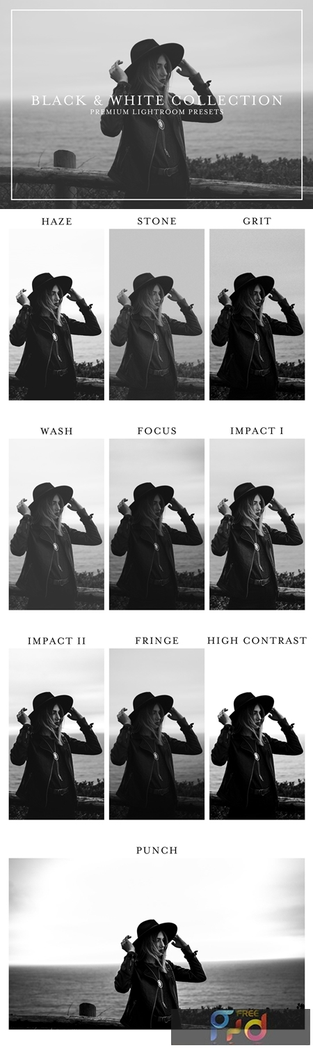 Black & White Lightroom Presets 4475250 1