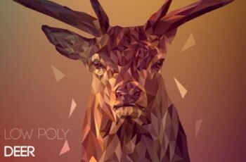Mega Set Low Poly Animals 3657589 5