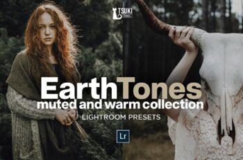 EARTH TONES Lightroom Presets 4628464 7