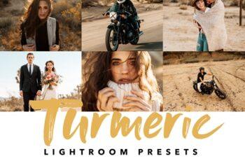 Turmeric - Lightroom Preset 4633952 3