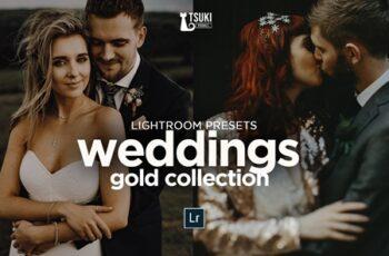 WEDDING GOLD PACK LR PRESETS 4623262 16