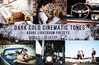 Dark Cinematic Lightroom Presets 4514497 4