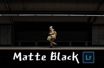 Matte Black Lightroom Presets 4474206 5