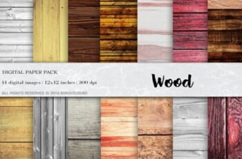 Wood Digital Paper 669096 3