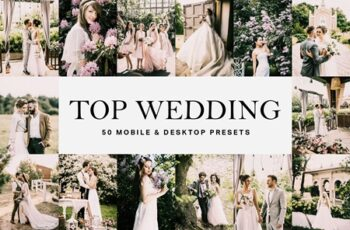 50 Top Wedding Lightroom Presets 4709589 4