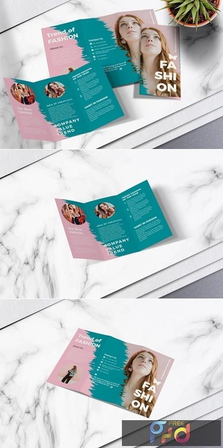 Fashion Trifold Brochure Vol.01 4610285 1