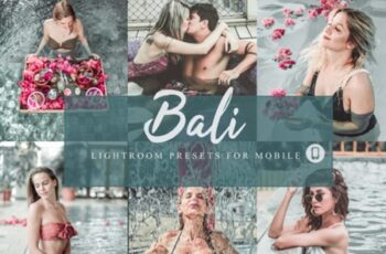 6 Mobile Lightroom Presets Bali 3731007