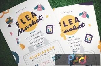 Flea Market Flyer 8FS5CSR 4