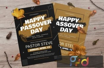 Happy Passover Flyer AFTWBFB 7