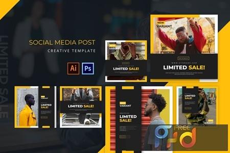 Limited Sale Social Media Post Z2YLEHG 1