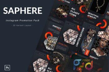 Saphere - Instagram Promotion Pack ASPJVQK 4