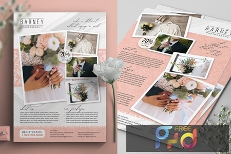 Simple Photography Flyer ER4YG86 1