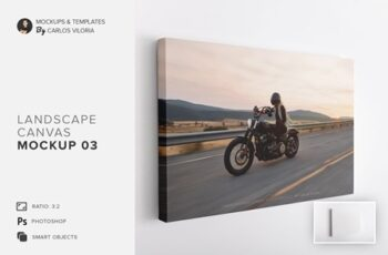 Landscape Canvas Ratio 3x2 Mockup 03 4698884 3